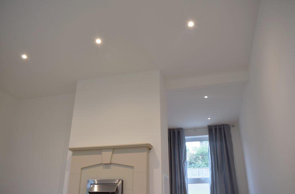 Syresham Gardens | Home Changes | Ceiling | Lighting | Haywards Heath | Sussex