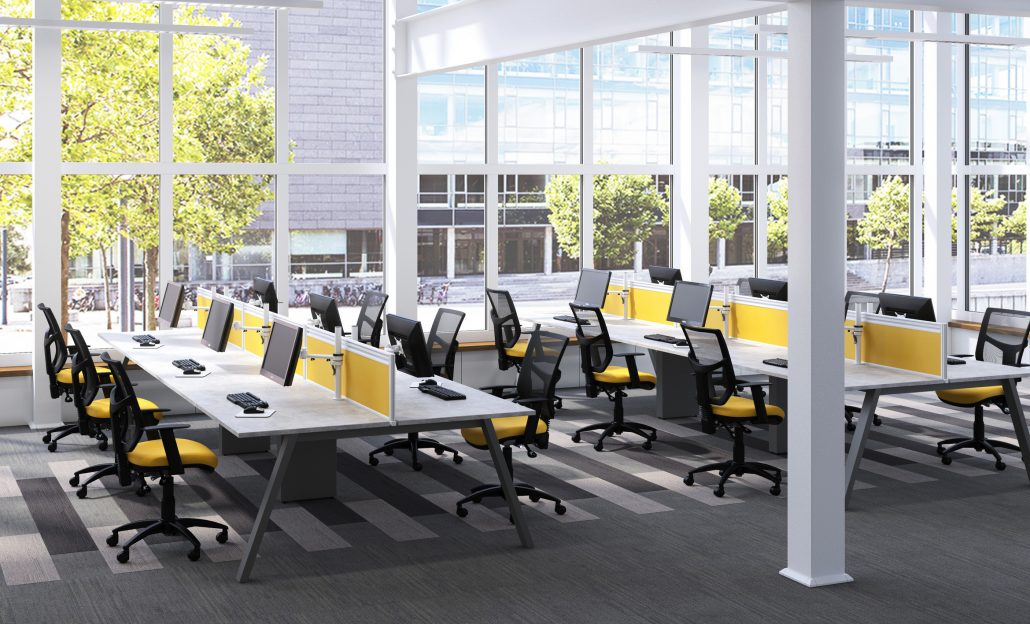 Office Design | Open Plan Office | Office Furniture | Office Relocation | Sussex | Surrey | Hampshire | London | Kent