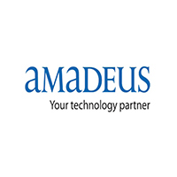 Amadeus Marketing logo fitout