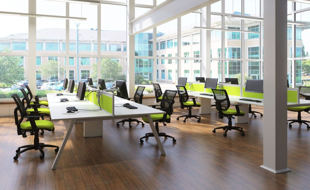 Top 5 office design trends you should have in the workplace
