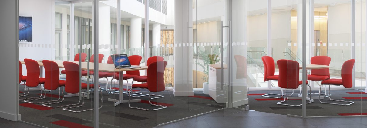 Glass Partitioning | Single Glazed Polar Partitioning | Double Glazed Polar Partitioning | Sussex | Surrey | Hampshire | London | Kent