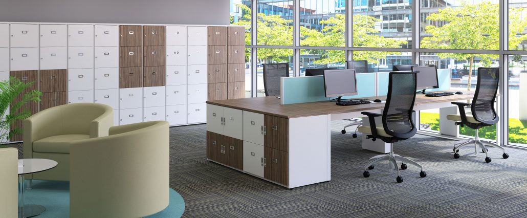 Open Plan Office Design | Summer Ready | Bench Desking | Office Furniture | Office Design | Sussex | Surrey | Hampshire | London | Kent