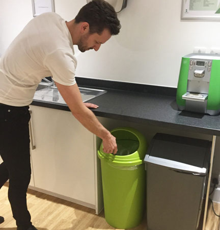 Office Changes Recycling | Helping the environment | Environmentally Friendly | Sussex