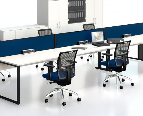 Bench Desks | Office Furniture | Office Design | Sussex | Surrey | Hampshire | London | Kent