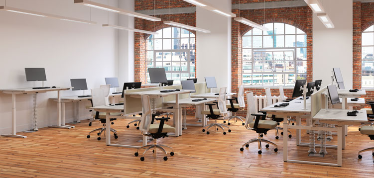 Height Adjustable Desks | Sit-Stand Desks | On Trend Furniture | Sussex | Surrey | Hampshire | London | Kent