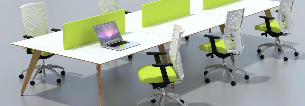 Bench Desks | Office Furniture | Modern Office Furniture | Sussex | Surrey | Hampshire | London | Kent