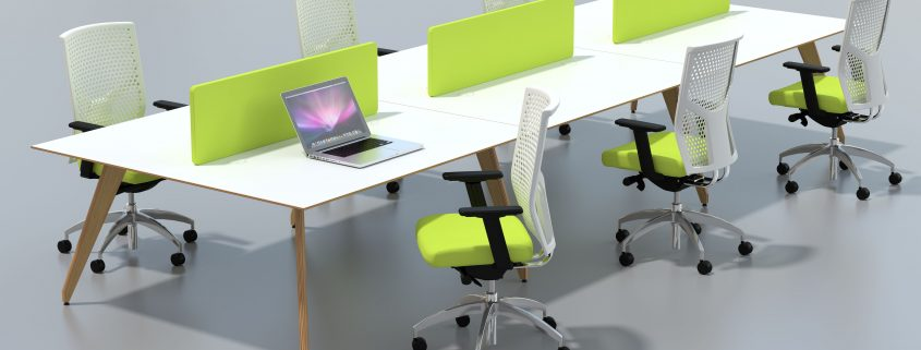 Bench Desks | Office Furniture | Modern Office Furniture | Sussex | Surrey | Hampshire | London | Kent
