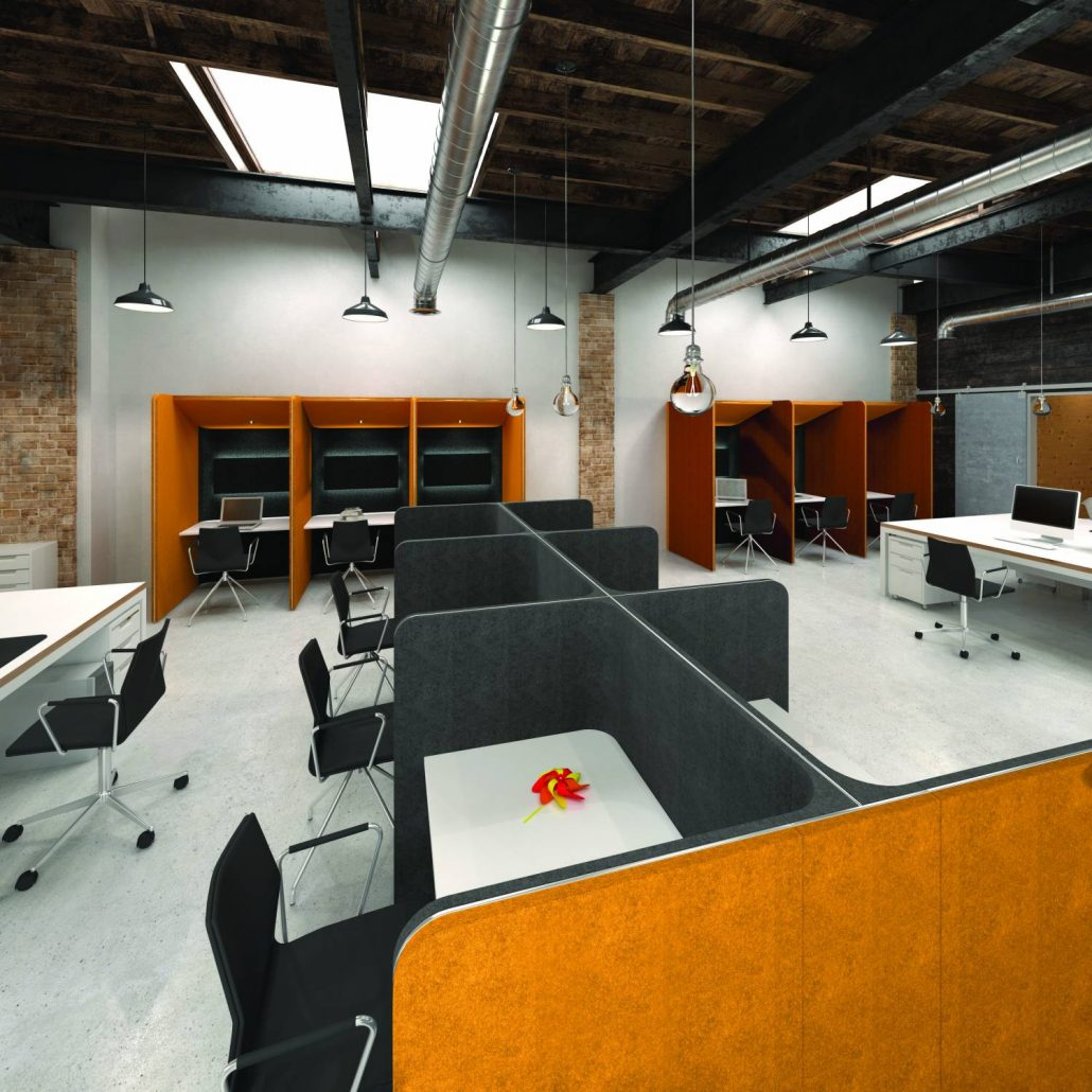 The Importance Of Colour In The Workplace Office Changes