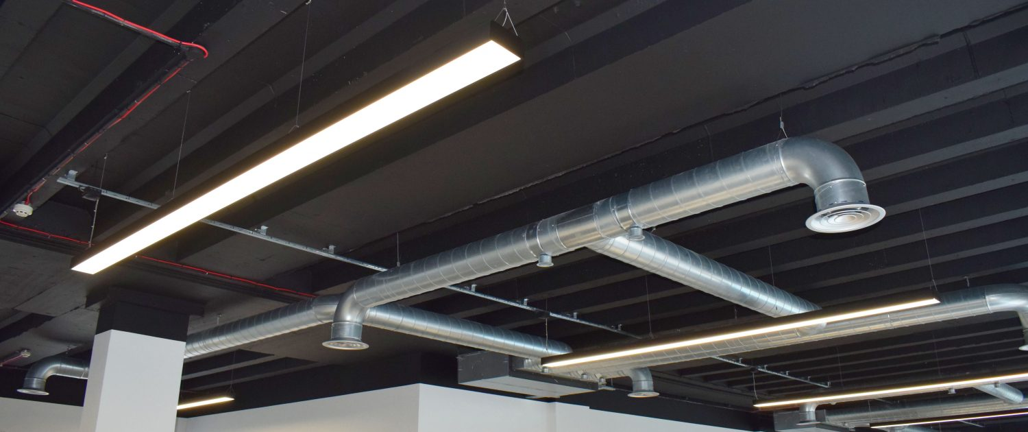 Medserv UK | LED Lighting | Industrial Design | Office Design | Sussex | Surrey | Hampshire | London | Kent