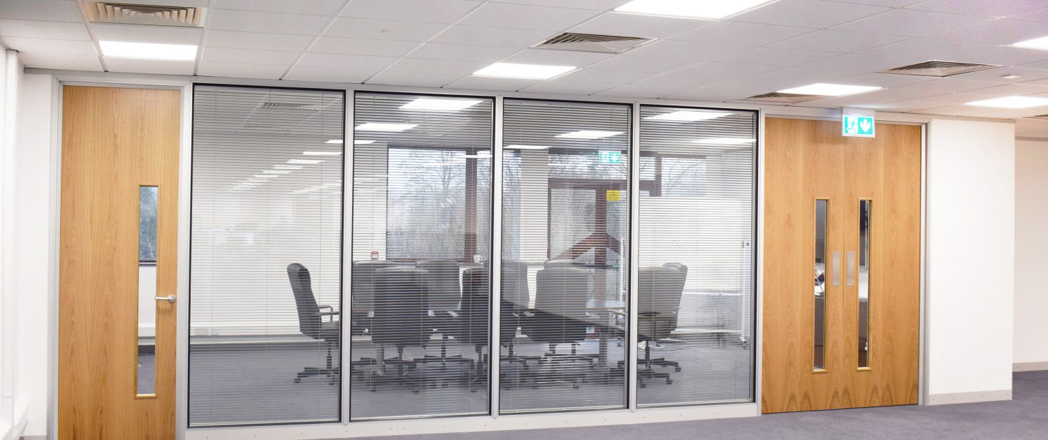 Earth i | Glass Partitioning | Office Partitioning | Sussex | Surrey | Hampshire | London | Kent