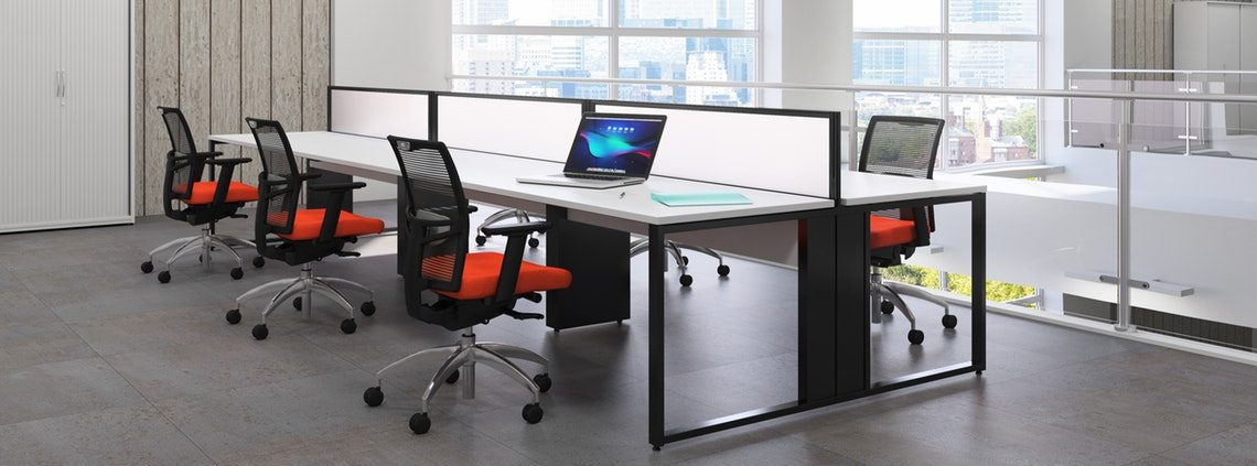 Bench Desks | Office Furniture | Sussex | Surrey | Hampshire | London | Kent