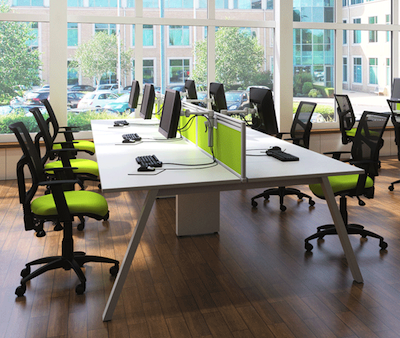 Bench Desks | Office Furniture | Sussex | Surrey | Hampshire | London | Kent