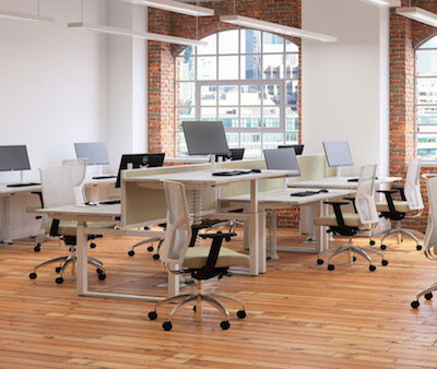 Height Adjustable Desks | Office Furniture | Sussex | Surrey | Hampshire | London | Kent