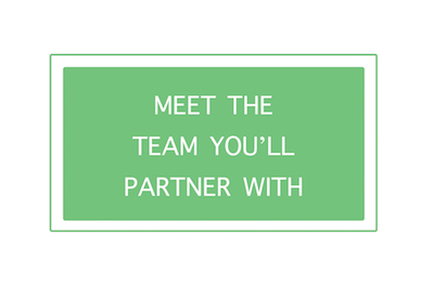 meet the team youll partner with
