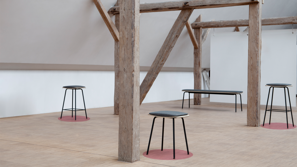 Four Stools & Benches | Office Furniture | Office Interiors | Office Design | Sussex | Surrey | Hampshire | London | Kent