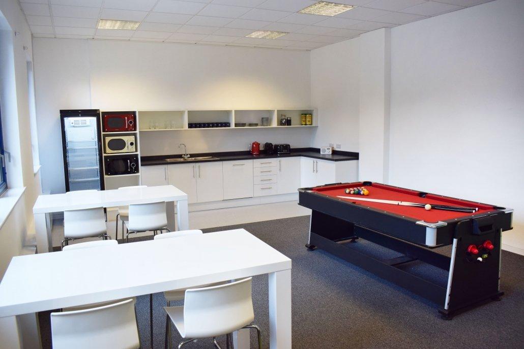 Promoting Movement | Office Design | Office Furniture | Breakout Area | Sussex | Surrey | Hampshire | London | Kent