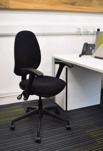 Goal Chair - Entry Level Operator Chair