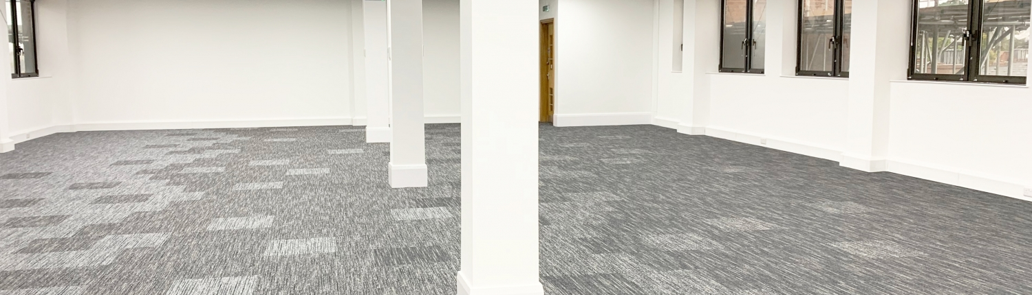 Category A Fit Out | Office Fit Out | Haywards Heath | sussex